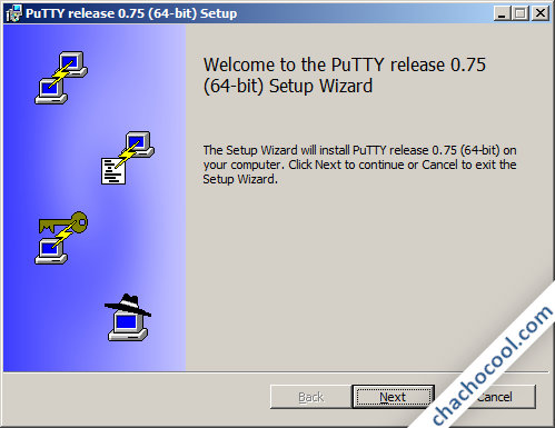 Cómo instalar PuTTY en Windows