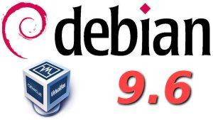 Cómo Instalar Debian 9.6 en VirtualBox