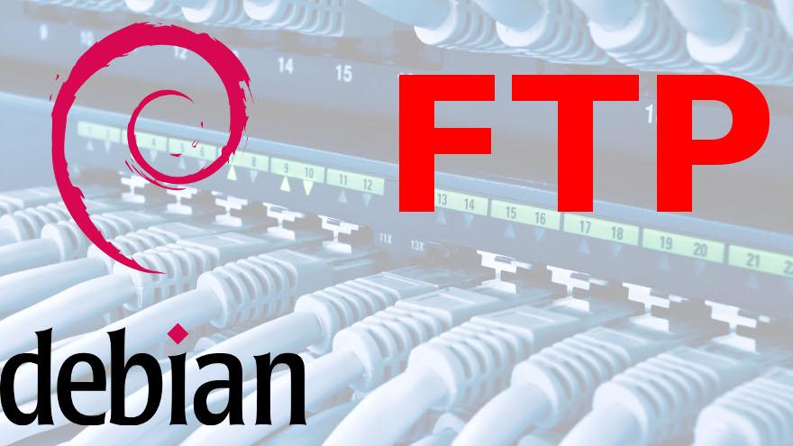 Cómo Instalar FTP en Debian 9