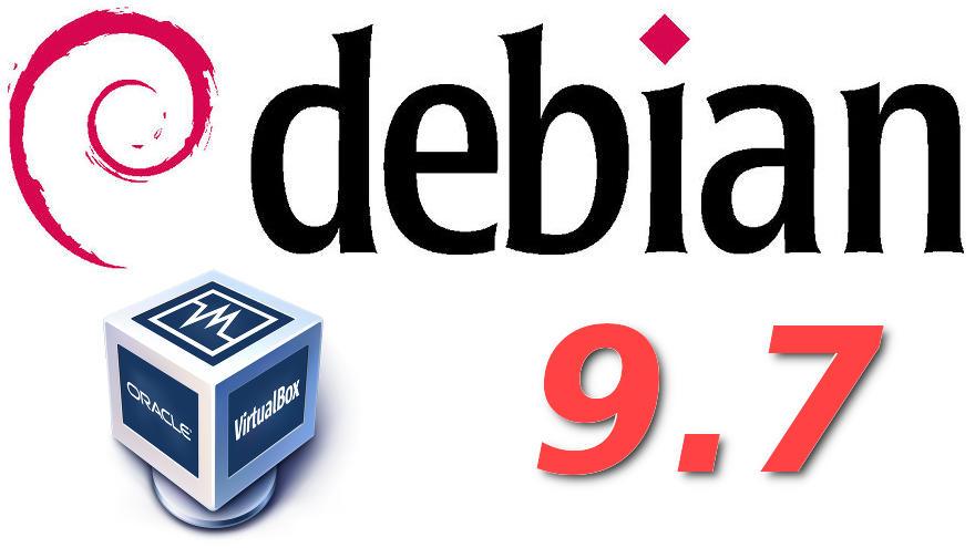 Cómo Instalar Debian 9.7 en VirtualBox