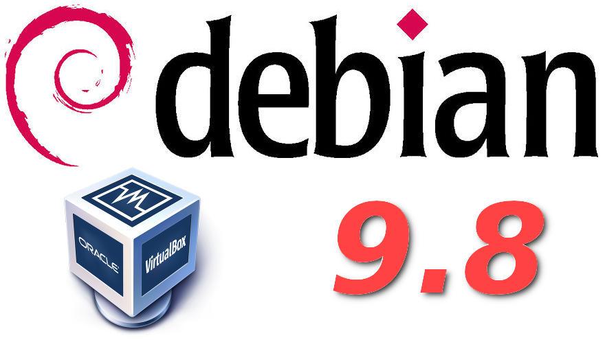 Cómo Instalar Debian 9.8 en VirtualBox