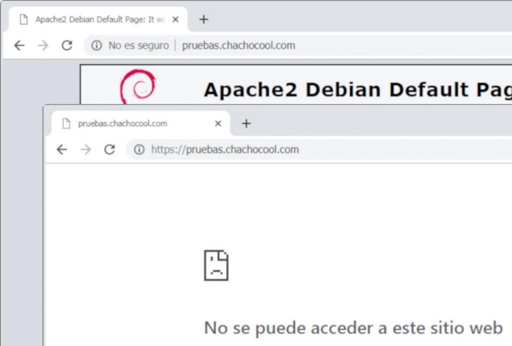 como conseguir certificados ssl gratis en debian