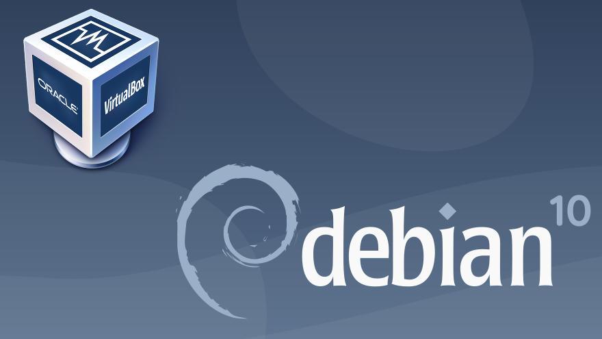 Cómo instalar Debian 10 Buster en VirtualBox