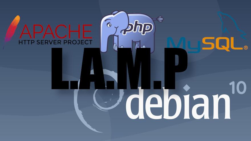 Cómo instalar LAMP en Debian 10 Buster