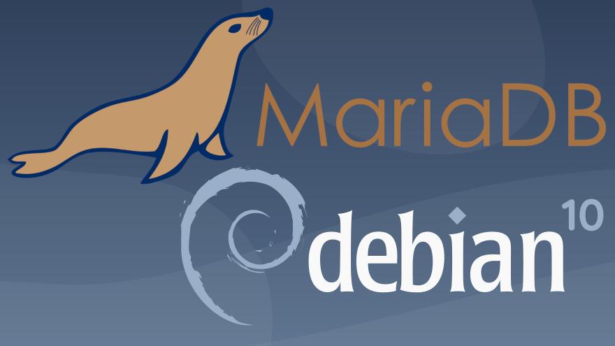 Cómo instalar MariaDB en Debian 10 Buster