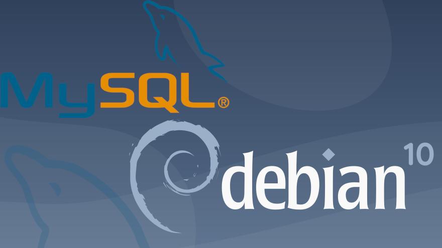 Cómo instalar MySQL en Debian 10 Buster