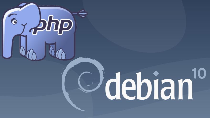 Cómo instalar PHP en Debian 10 Buster