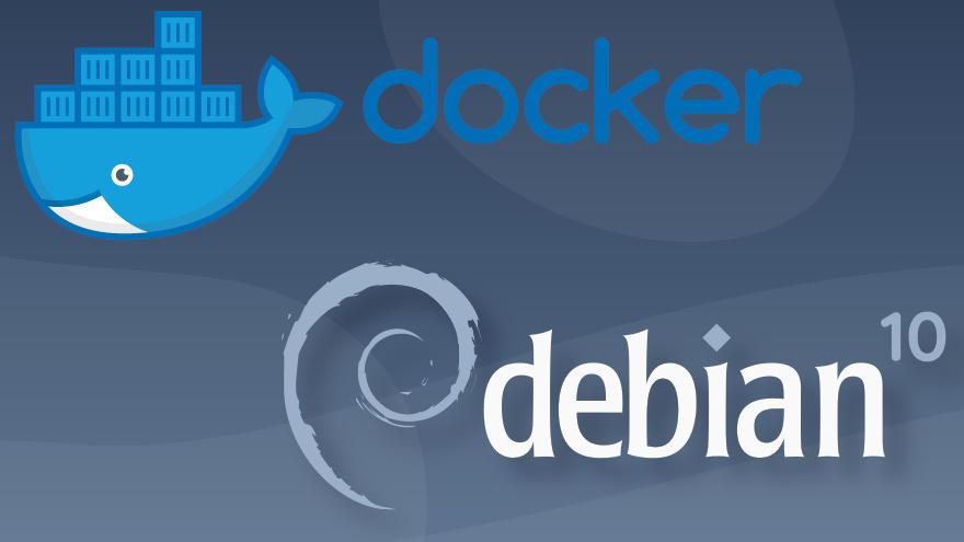 Cómo instalar Docker en Debian 10 Buster