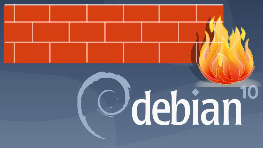 Cómo instalar el firewall UFW en Debian 10 Buster