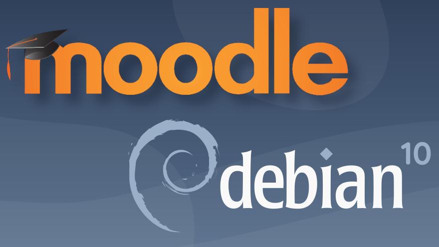 Cómo instalar Moodle en Debian 10 Buster