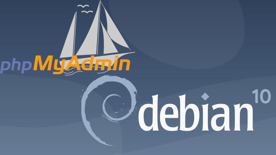 Cómo instalar phpMyAdmin en Debian 10 Buster