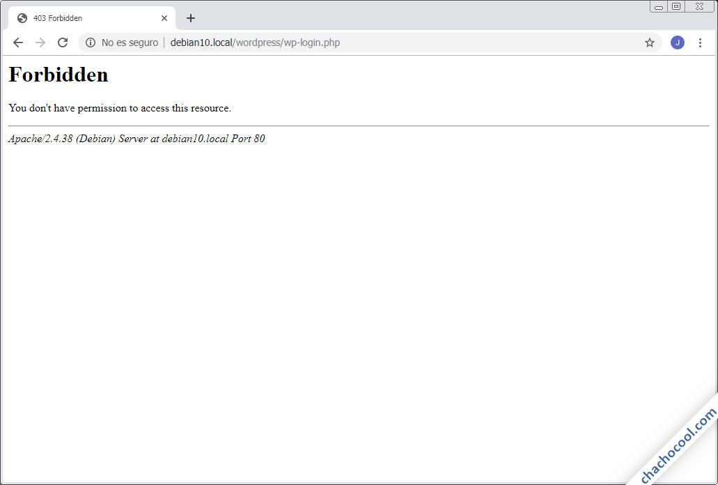 como ocultar la pagina de login de wordpress