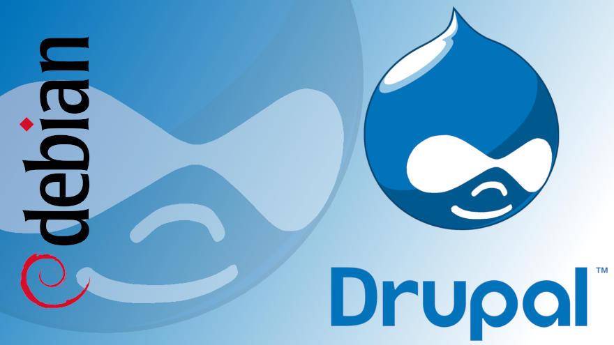 Cómo instalar Drupal en Debian 9 Stretch