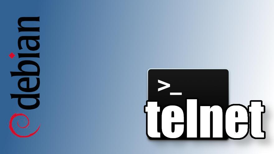 Cómo instalar telnet en Debian 9 Stretch
