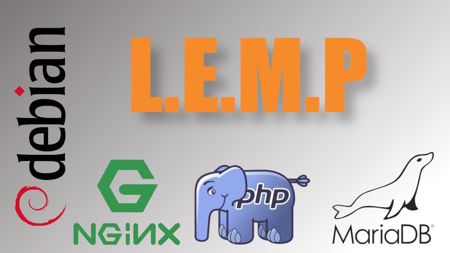 Cómo instalar LEMP en Debian 9 Stretch