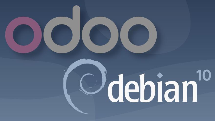Cómo instalar Odoo en Debian 10 Buster