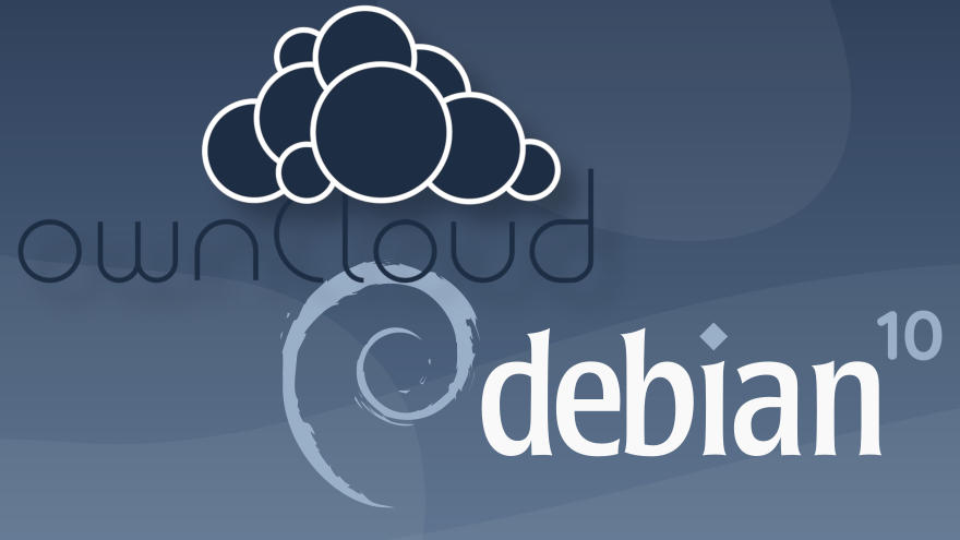 Cómo instalar ownCloud en Debian 10 Buster