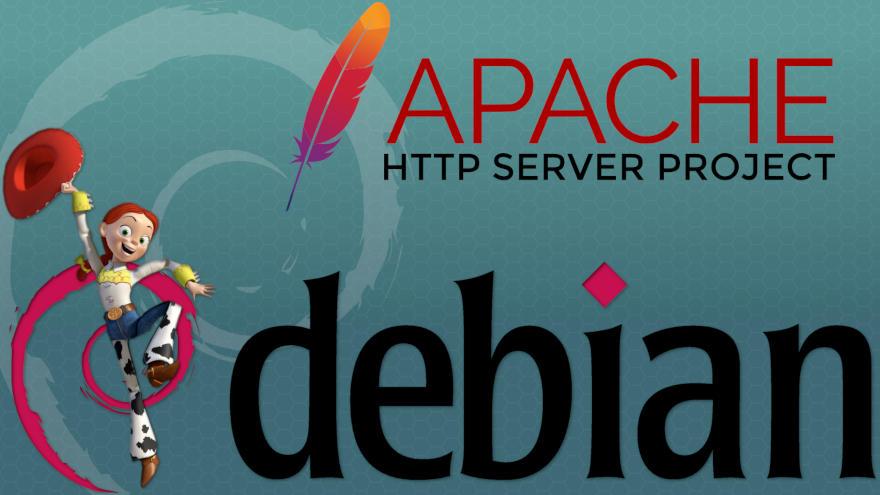 Cómo instalar Apache en Debian 8 Jessie