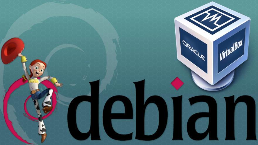 Cómo instalar Debian 8 Jessie en VirtualBox