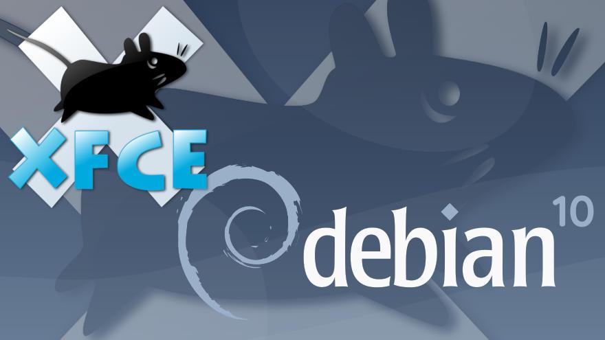 Cómo instalar Xfce en Debian 10 Buster