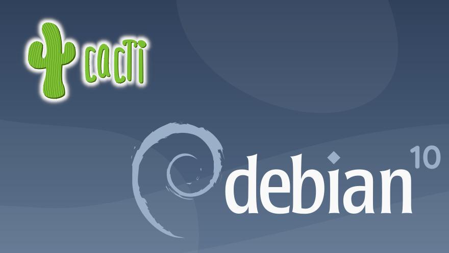 Cómo instalar Cacti en Debian 10 Buster