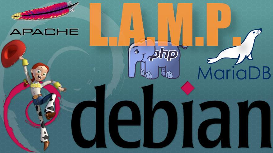 Cómo instalar LAMP en Debian 8 Jessie
