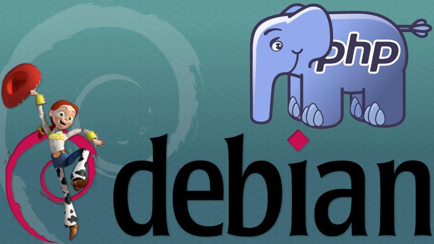 Cómo instalar PHP en Debian 8 Jessie