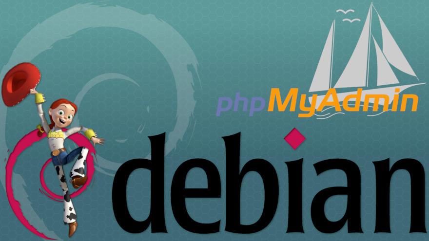 Cómo instalar phpMyAdmin en Debian 8 Jessie