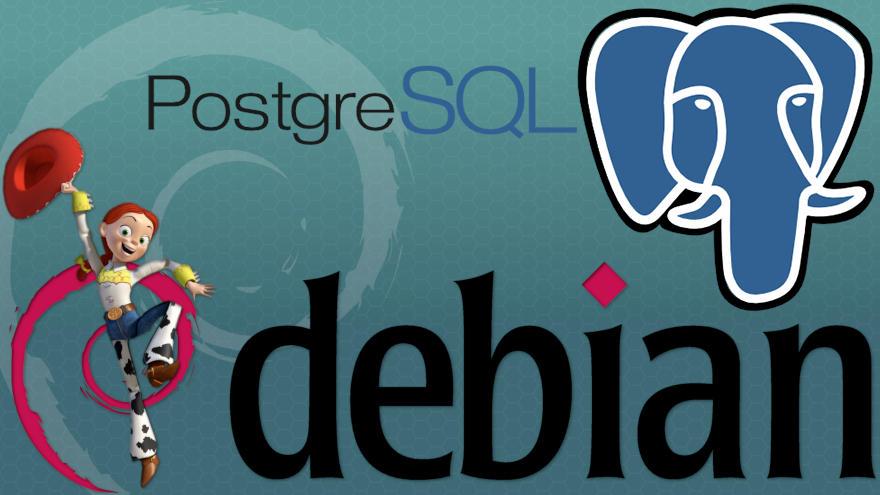 Cómo instalar PostgreSQL en Debian 8 Jessie