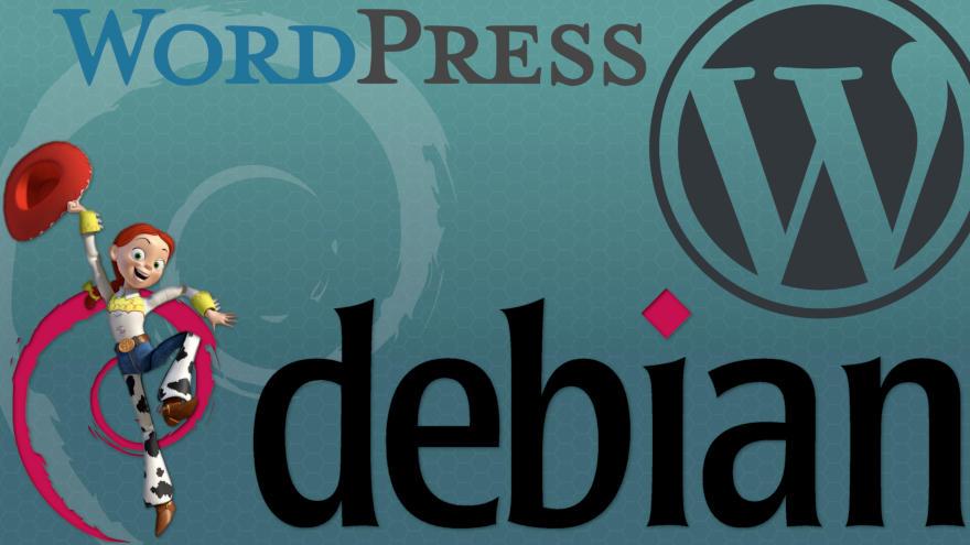 Cómo instalar WordPress en Debian 8 Jessie