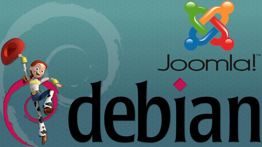Cómo instalar Joomla en Debian 8 Jessie
