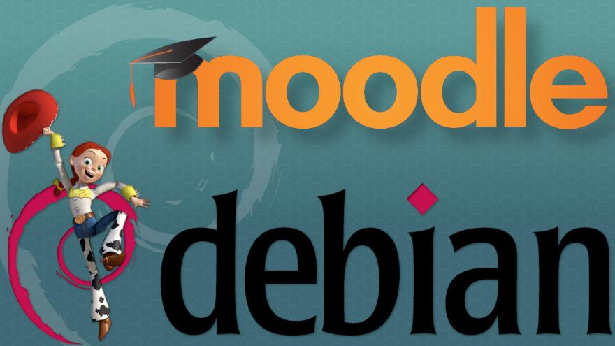 Cómo instalar Moodle en Debian 8 Jessie