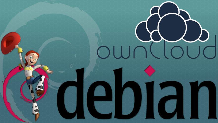 Cómo instalar ownCloud en Debian 8 Jessie