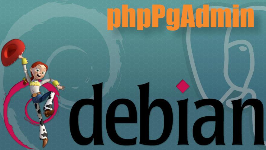 Cómo instalar phpPgAdmin en Debian 8 Jessie