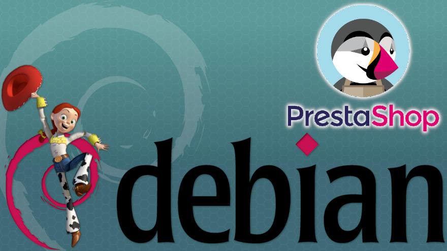 Cómo instalar PrestaShop en Debian 8 Jessie