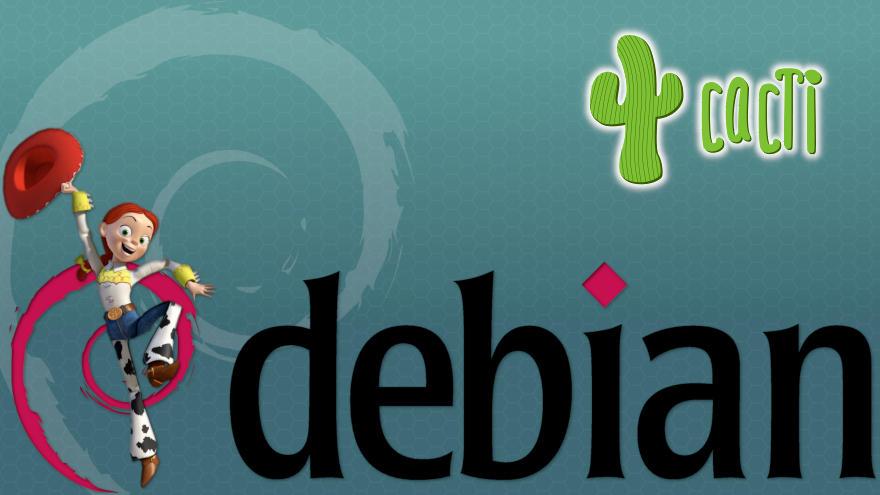 Cómo instalar Cacti en Debian 8 Jessie