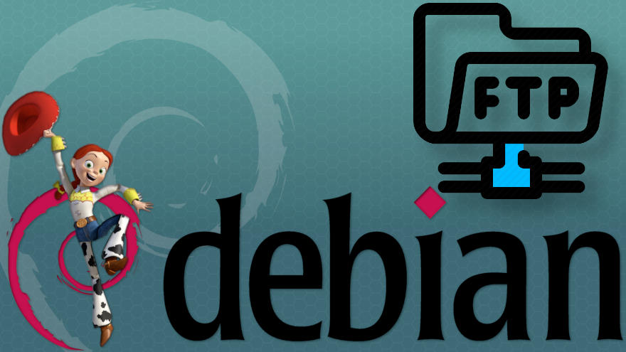Cómo instalar un servidor FTP en Debian 8 Jessie