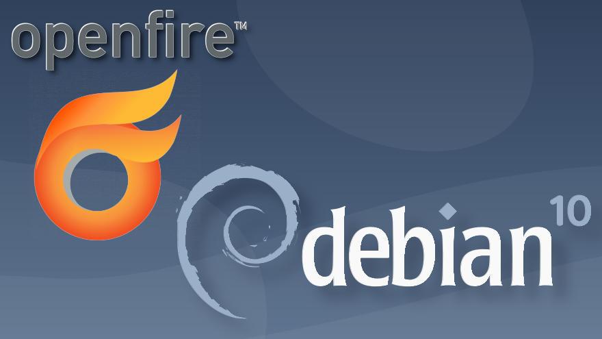 Cómo instalar Openfire en Debian 10 Buster