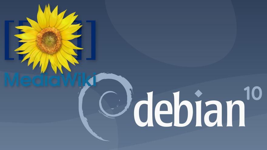 Cómo instalar MediaWiki en Debian 10 Buster