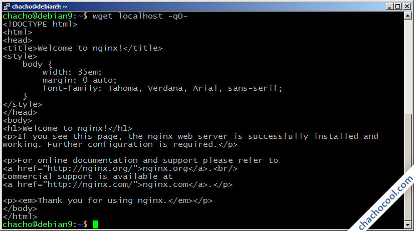 docker sobre debian 9 stretch